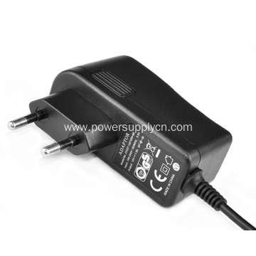 6V անջատիչ Plug Power Adapter