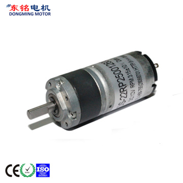 22mm dc planetary gear motor