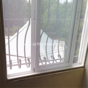 Aluminium Alloy Window Screen Rolls Insect- proofing