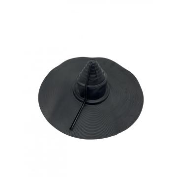 Soft big round base Roof Flashing for Pipes