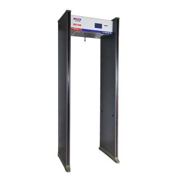 Walkthrough Metal Detector Gate para sa mga Paliparan MCD-600