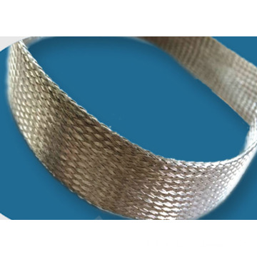 Tinned Copper Braided Sleeve For Electrical Furnace