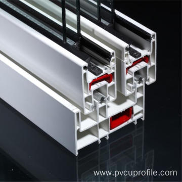 Pvc-u Window Profile