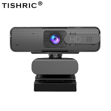 TISHRIC H701 Webcam 1080P Autofocus HD USB Camera for Computer PC Web Camera With Microphone Webcamera HD Video Web Cam