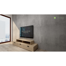 Light Wenge TV Stand حامل 3 أدراج CD Rack