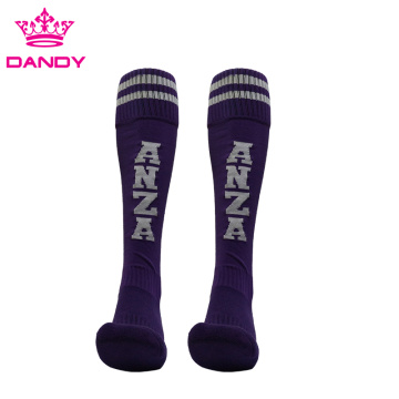 Various Style Personalized Team Rugby Socks