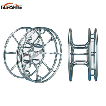 Zinc Plated Skeleton Cable Reel