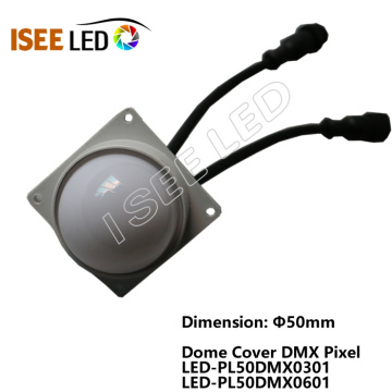 50MM LED RGB Pixel Point Lights Outdoor Lighting
