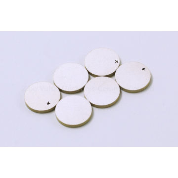 High Power Piezo Ceramic Disc  2MHz