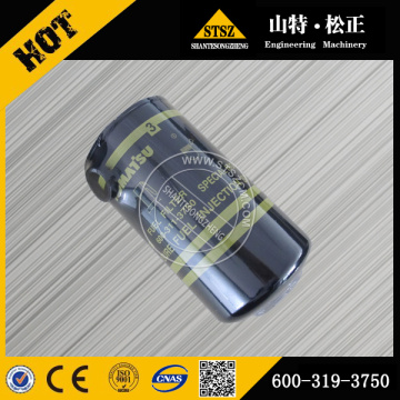 Komatsu PC200-8 new style fuel filter 600-319-3750