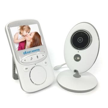 VB605 Wireless Video Baby Monitor 2.4 inch Mini Camera 2.4GHz Intercom Temperature Monitoring Night Vision