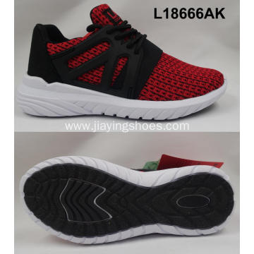 Junior flyknit running shoes