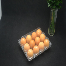 3 Rows Holes Blister For Egg Tray