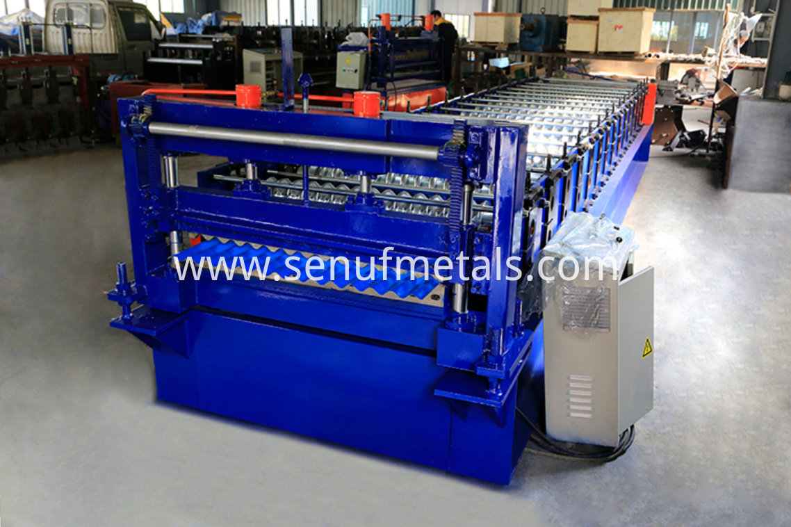 18-76-838 corrugated machine