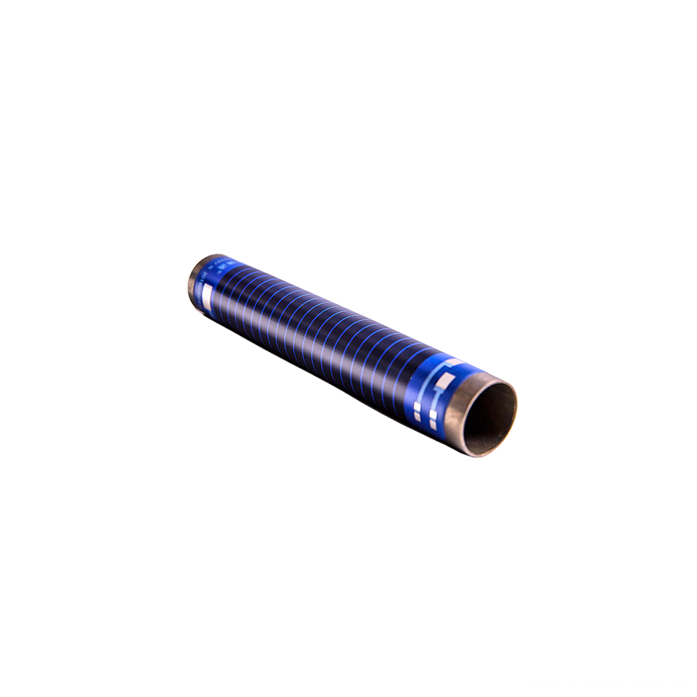 Different target temperature electric heating tubes