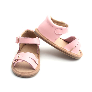 Fashion Close With Metal Buckle Kids Sandals