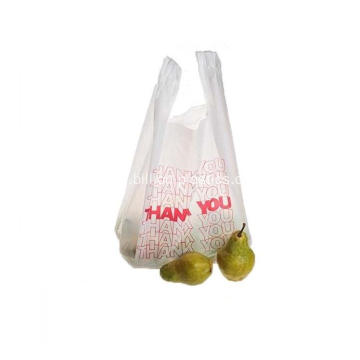 Plastic Poly Shopping Bags