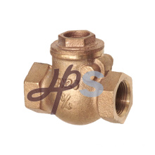Bronze swing check valves