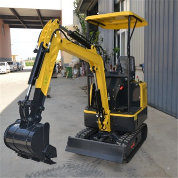 CE/EPA approved Chinese 1 ton mini excavator