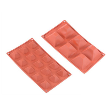 3D Pudding Silicone Mold