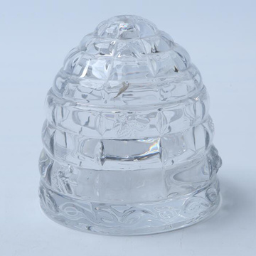 Unique Stylish Hot Sell Glass Candy Jar