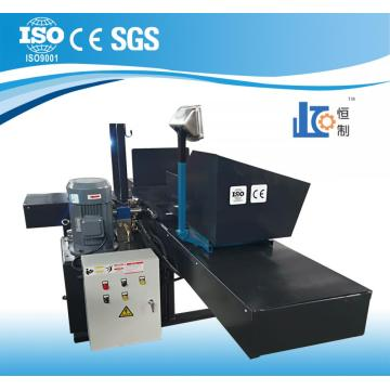 Textile and clothes bagging machine