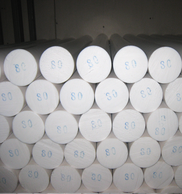 Pure PTFE Rod Bar