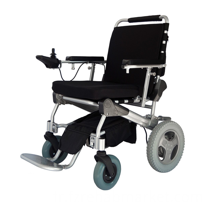 light weight folding wheelchair