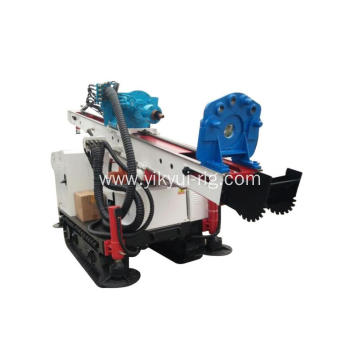 50m Geological Exploration Rotary Sonic Drilling Rig