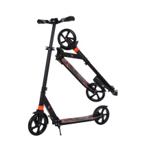 2 Big Wheel Fodable Kick Scooter for Adults