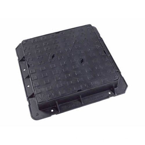 Ductile Iron Manhole Cover with Frame