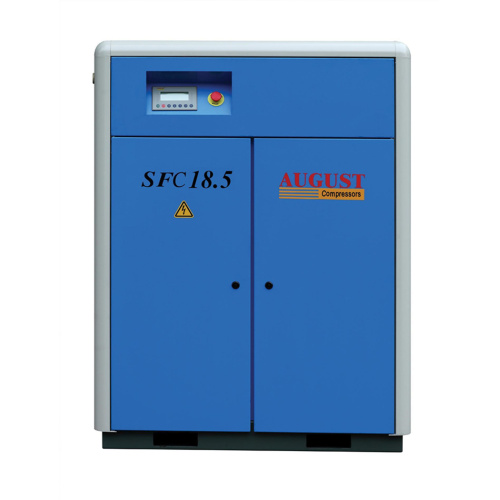 AUGUST 18.5KW/25HP air cooled silent air compressor