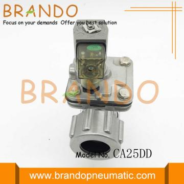 Thread ports Pneumatic Pulse Valve CA25DD