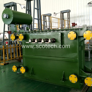1600KVA 11/0.55KV oil immersed distribution transformer