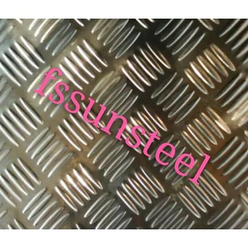 304 201 embossed stainless steel sheet