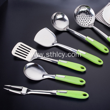 6 Sets Stainless Steel Spatula