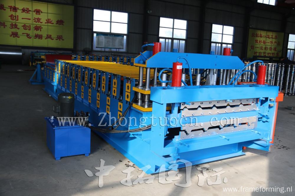 ​​​​Double Layer Roof Roll Forming Production Line
