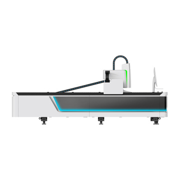 Industrial Professional Metal Tube Fiber Laser Cutting Machine Iron Steel