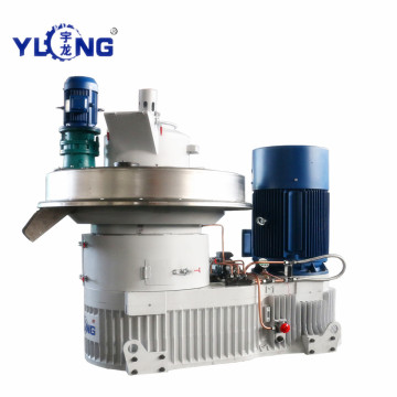 Yulong Timber Pellet Pressing Machine