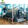 Waste Tyre Pyrolysis Plant a Review Project Report PDF
