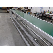 Wholesale Green PVC Belt Conveyor Line