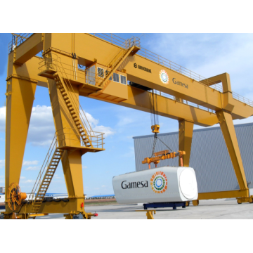 Gantry Crane 100T load