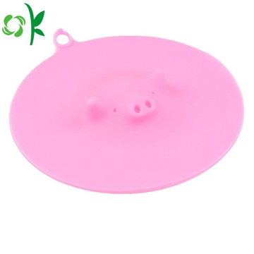Silicone Lids for Coffee Cups Travel Mug Lids