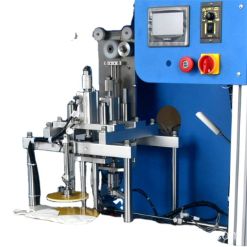 Semi Automatic Disposable 3 Ply Mask Making Machine