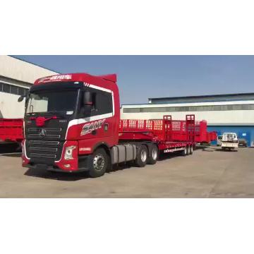 wood shipment lumbering logging semi trailer