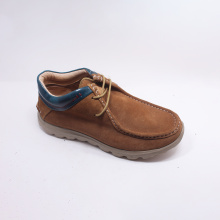 Custom Mens Genuine Leather Work Shoes