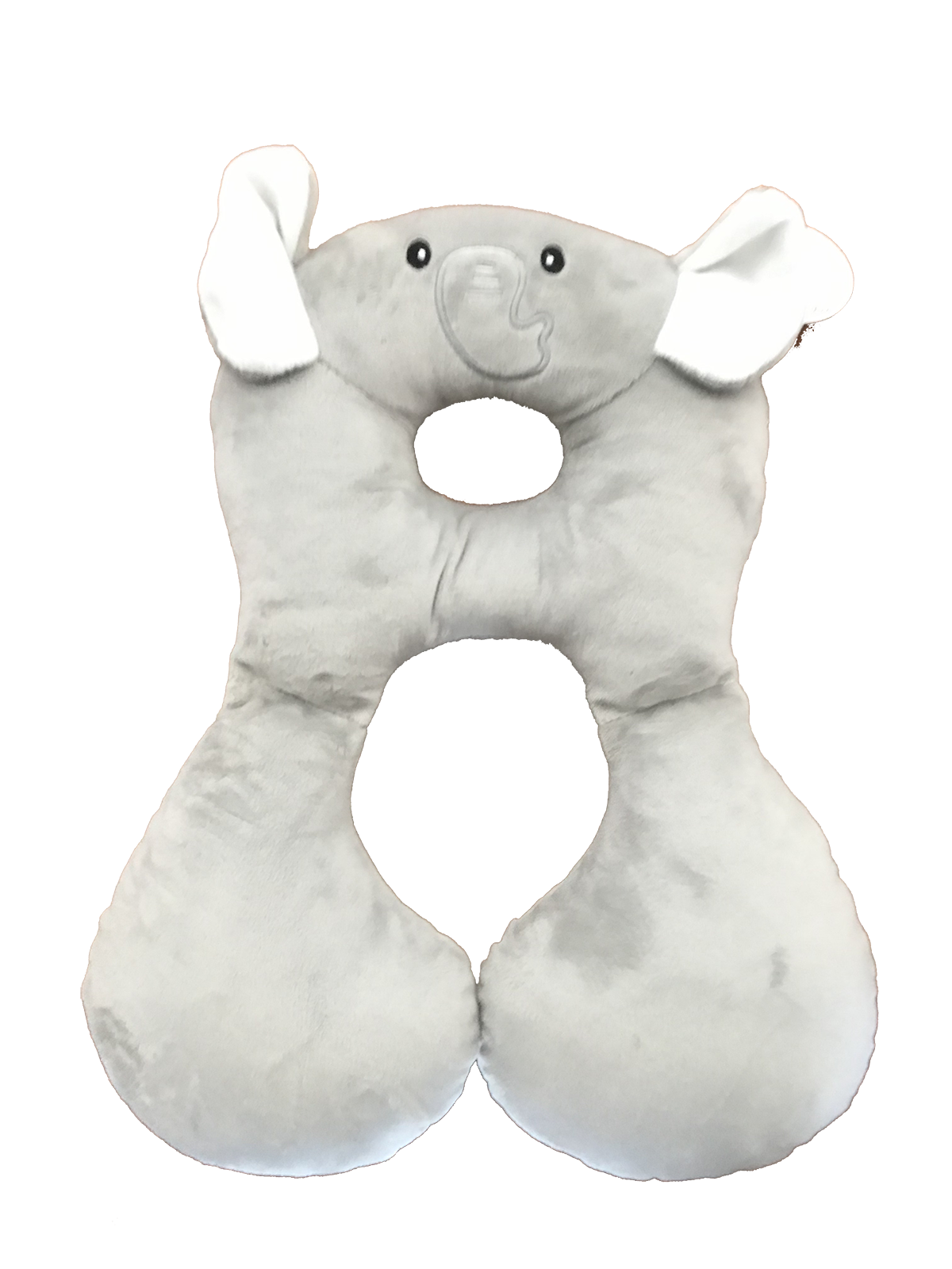 Plush Elephant Baby Cushion