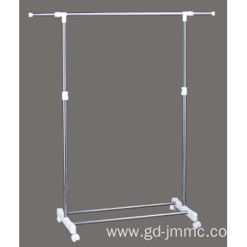 Sturdy Single Pole Garment Rack