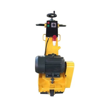 Portable concrete road scarifier machine price