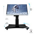 70 Inches 4K Touch Display With Automatic Stand